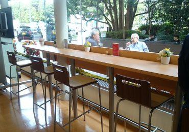【カフェ】Honda ウエルカムプラザ青山【ノマド向け】